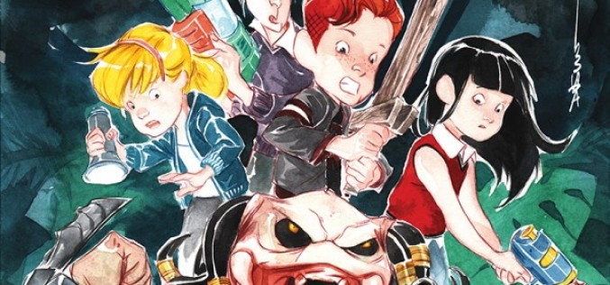 Review: Archie Vs. Predator – Issue #2