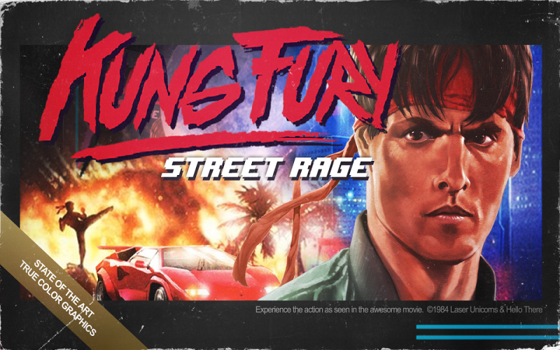 Review: Kung Fury: Street Rage