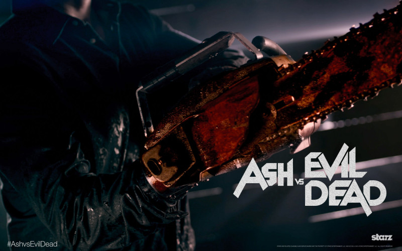 Trailer: Ash vs Evil Dead