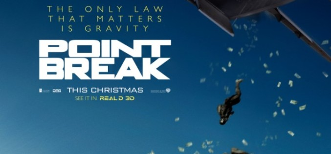 Trailer: Point Break