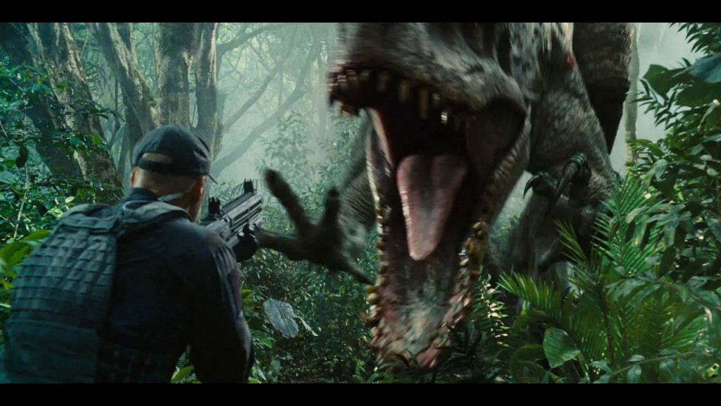 Review: Jurassic World | B-Movies and E-Books
