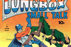 Longbox Small Talk – Episode 41: Cryin' Lion & Gray Bear Comics