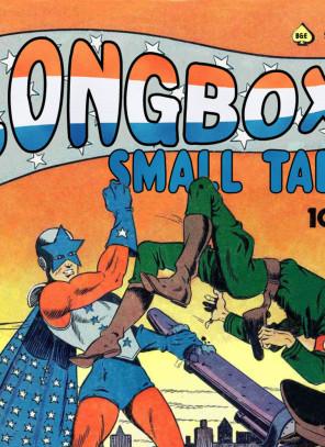 Longbox Small Talk – Episode 49: Sadness Sandwich