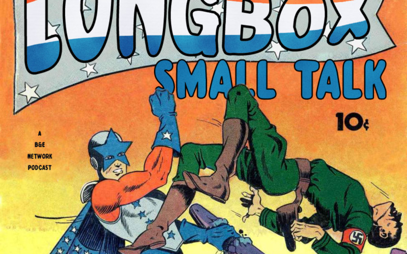 Longbox Small Talk – Episode 32: Cutting Yoda and the Floating Space Station in Space