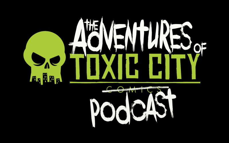 The Adventures of Toxic City – Episode 8: The Adventures of Derek Thomasson