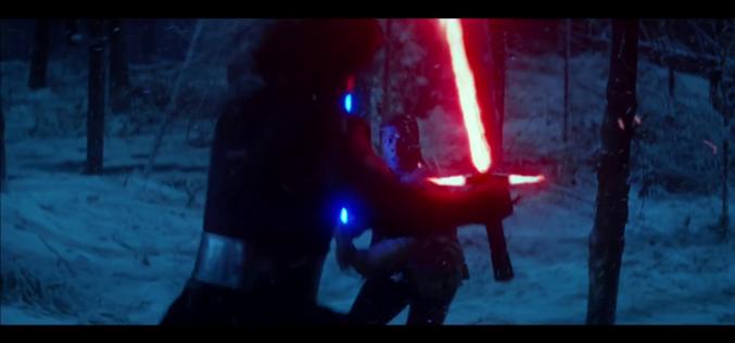 Star Wars: The Trailer Awakens