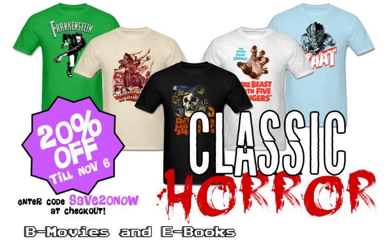 Classic Horror Shop
