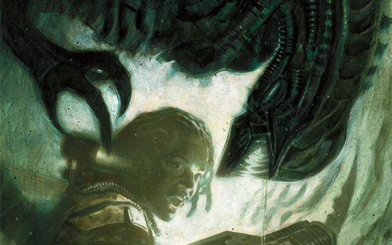 Review: Aliens: Defiance #1
