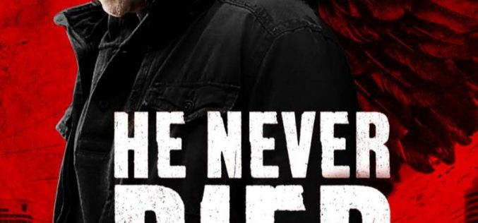 """He Never Died""  A Scary as Shit Review by Jeremy Johnson"